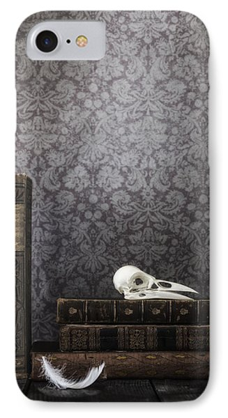 Old Library IPhone Case by Joana Kruse