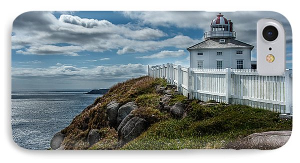 Old Light House IPhone Case by Patrick Boening