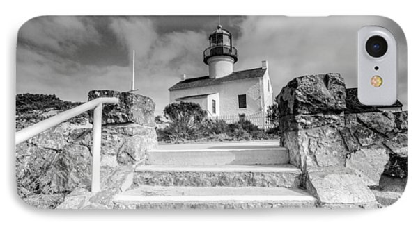IPhone Case featuring the photograph Old Light House by Robert  Aycock