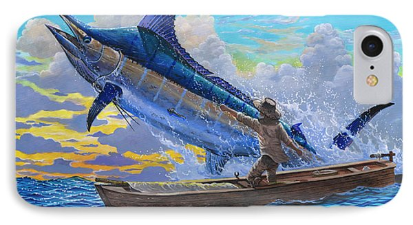 Old Man And The Sea Off00133 IPhone 7 Case