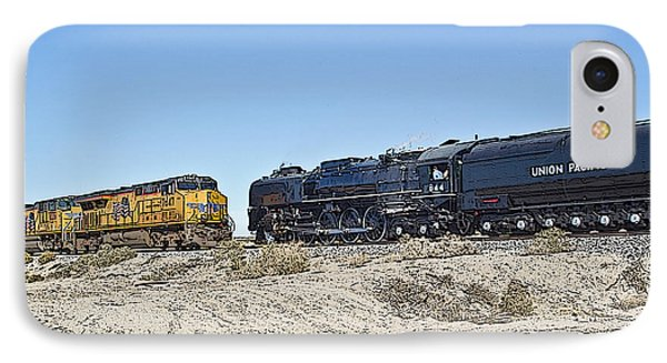 Old Meets New IPhone Case by Photographic Art by Russel Ray Photos