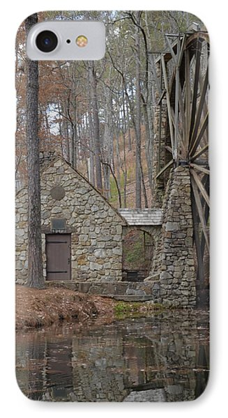 Old Mill In The Fall IPhone Case