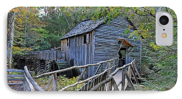 Old Mill IPhone Case by Kenny Francis