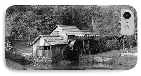 Virginia's Old Mill IPhone Case by Eric Liller
