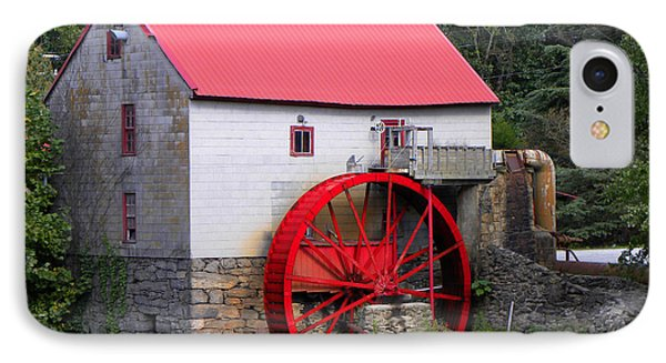 IPhone Case featuring the photograph Old Mill Of Guilford by Sandi OReilly