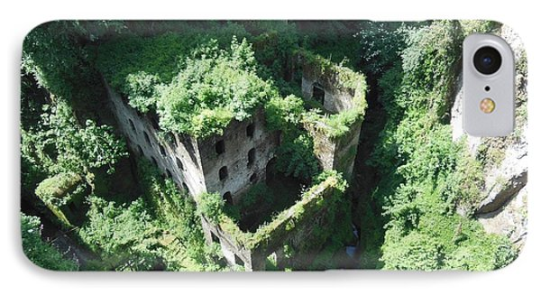 Old Mill Of Sorrento IPhone Case