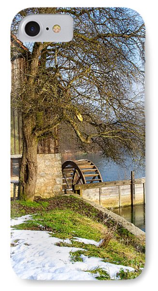 Old Mill IPhone Case by Sinisa Botas