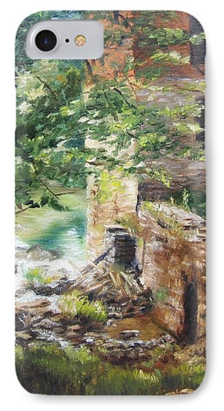 Old Mill Stream I IPhone Case