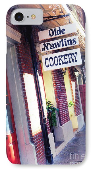 IPhone Case featuring the photograph Old Nawlins by Erika Weber