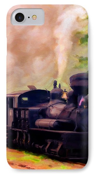 Old No. 5 IPhone Case by Michael Pickett