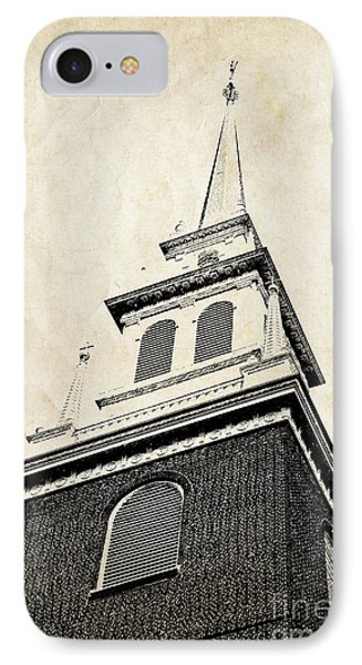 Old North Church In Boston Phone Case by Elena Elisseeva