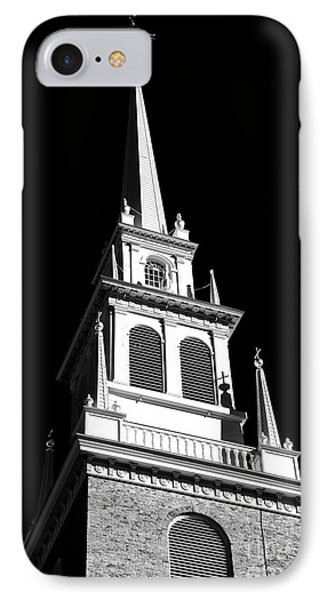 Old North Church Star IPhone Case
