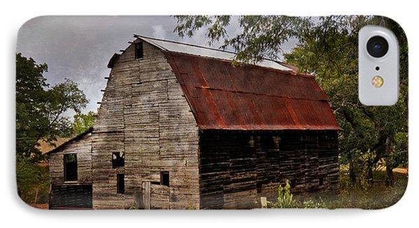 Old Oak Barn Phone Case by Marty Koch