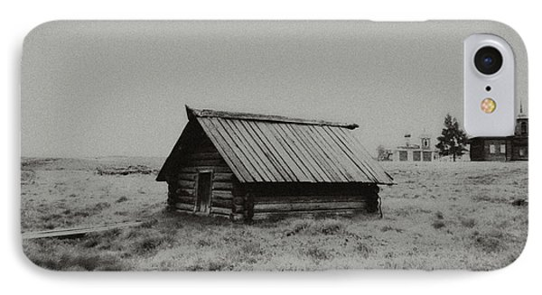 Old Peasant House 3 IPhone Case by Evgeniy Lankin