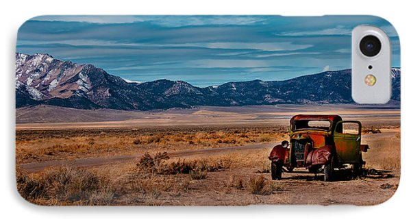 Old Pickup Phone Case by Robert Bales