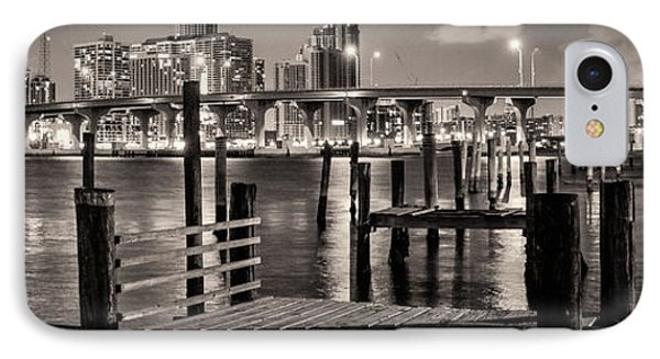 Old Pier IPhone Case by Celso Diniz