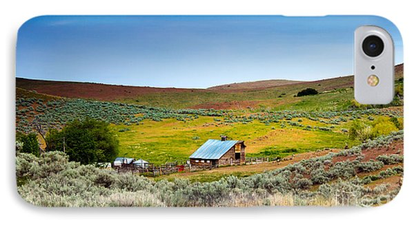 Old Ranch Phone Case by Robert Bales