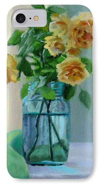 Old Roses Phone Case by Bonnie Mason