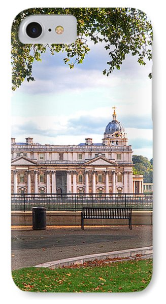 Old Royal Naval College Greenwich IPhone Case