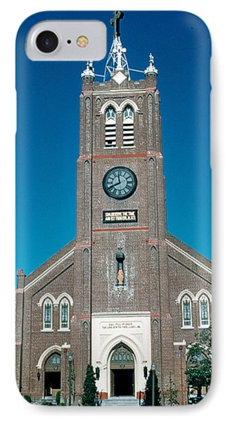 Old Saint Mary's 1956 Phone Case by Cumberland Warden