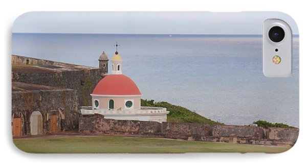 Old San Juan IPhone Case