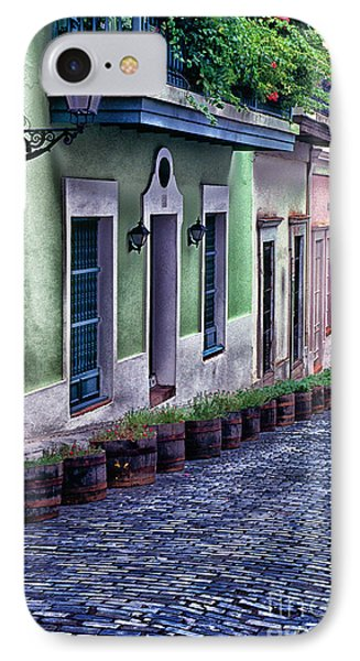 Old San Juan Puerto Rico Phone Case by Thomas R Fletcher