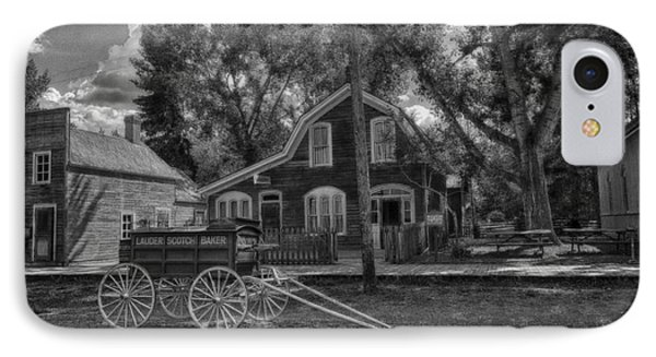 Old Scene-baker Wagon Phone Case by Darcy Michaelchuk