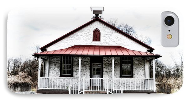 Old Schoolhouse Chester Springs IPhone Case