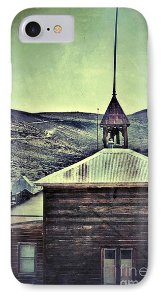 Old Schoolhouse Phone Case by Jill Battaglia