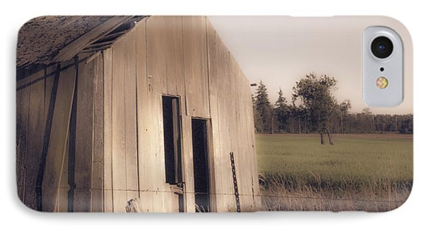 Old Shed IPhone Case by Craig Perry-Ollila
