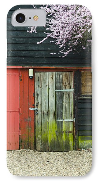 Old Shed Phone Case by Svetlana Sewell