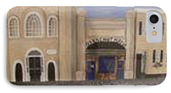 IPhone Case featuring the photograph Old Slave Mart by Joetta Beauford