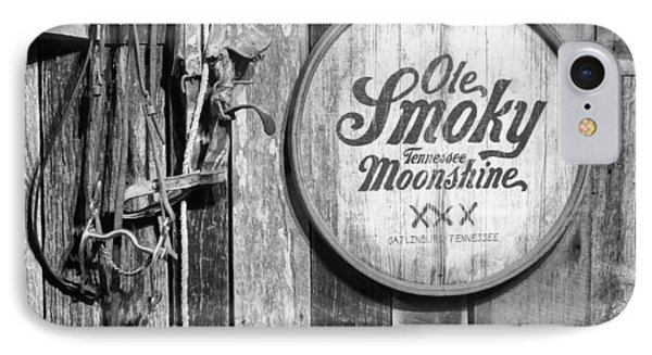 Ole Smoky Moonshine IPhone Case by Dan Sproul
