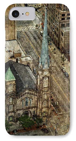 Old Stone Church IPhone Case by Dale Kincaid