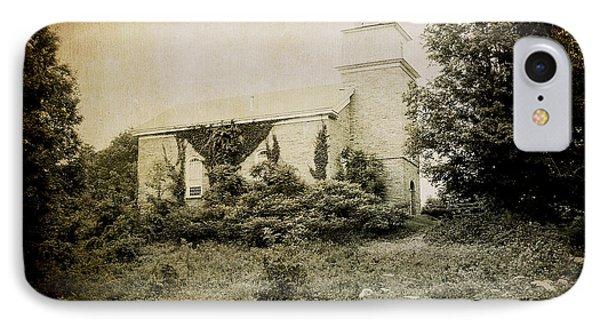 Old Stone Church In Rhinebeck IPhone Case