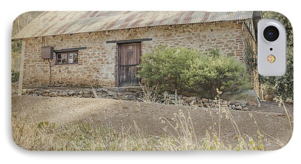 Old Stone Cottage IPhone Case by Elaine Teague