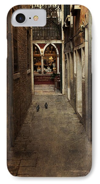 IPhone Case featuring the photograph Old Street by Ethiriel  Photography