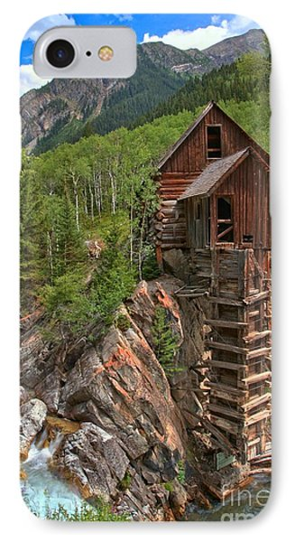 Old Time Colorado Phone Case by Adam Jewell