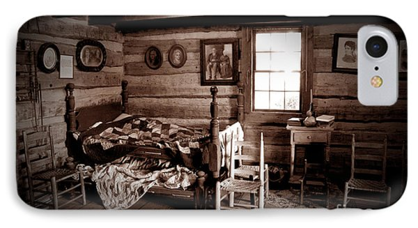 Old-time Living IPhone Case by Paul W Faust -  Impressions of Light