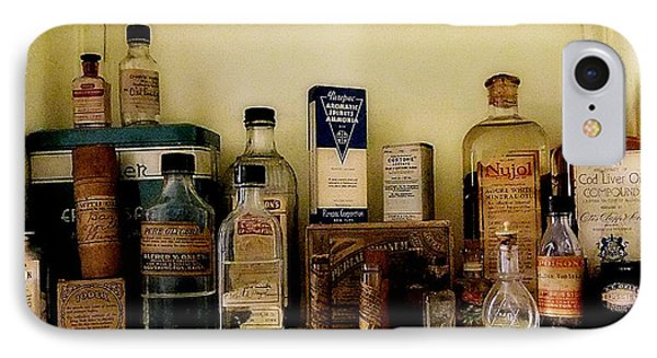 Old-time Remedies Phone Case by RC deWinter
