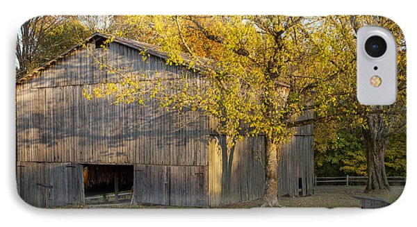 Old Tobacco Barn IPhone Case