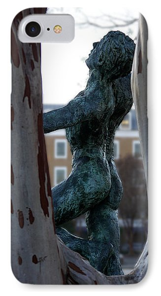 Old Town Alexandria - Brio 2 Phone Case by Richard Reeve