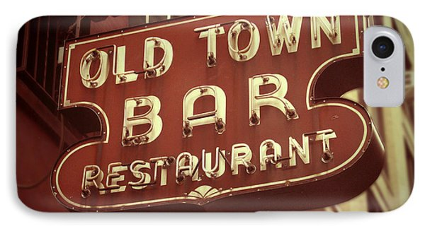 Old Town Bar - New York IPhone Case