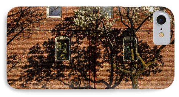 Old Town Bricks Phone Case by Mitch Shindelbower