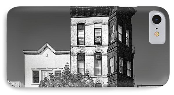 Old Town Chicago - The Second City Phone Case by Christine Till