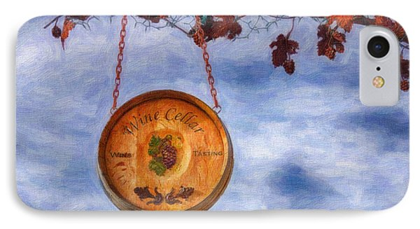 Verde Valley Wine Trail Phone Case by Priscilla Burgers