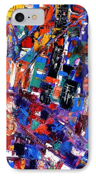 Old Town IPhone Case by Helen Kagan
