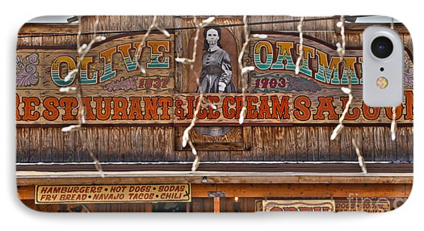 Old Town Saloon IPhone Case