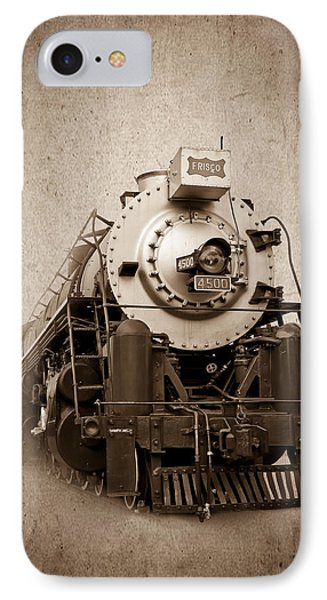 Old Trains IPhone Case
