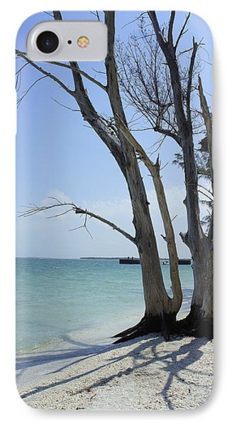 IPhone Case featuring the photograph Old Tree by Laurie Perry